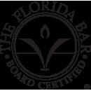 Florid Bar Board Certified Logo
